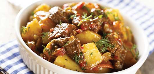 Beef & Potato Stew