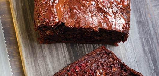 Chocolate & Beetroot Cake