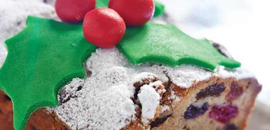 Christmas Fruit Cake