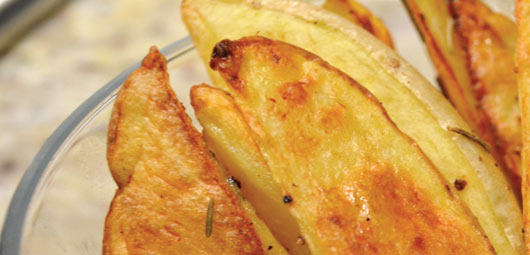 Classic Potato Wedges