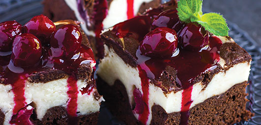 Chocolate-Cheesecake-Cherry-Brownies